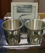 Mississippi Julep Cup, jigger size