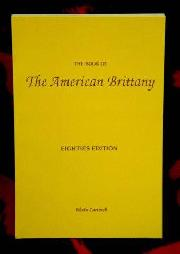 The Book of the American Brittany